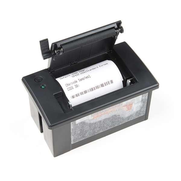Imprimanta termica SparkFun 2