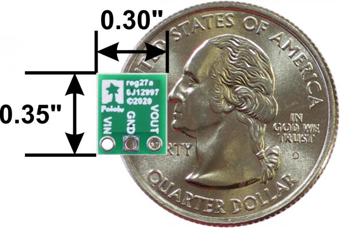 Invertor tensiune pompa incarcare Pololu 1.8-5.3V, 60mA 2
