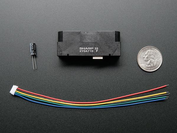 Senzor de distanta Sharp  100cm-500cm [1]