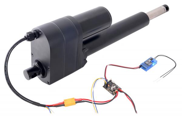 Controlor de motor USB Jrk G2 18v27 cu feedback 9