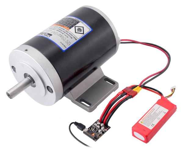 Controlor de motor USB Jrk G2 24v13 cu feedback 10