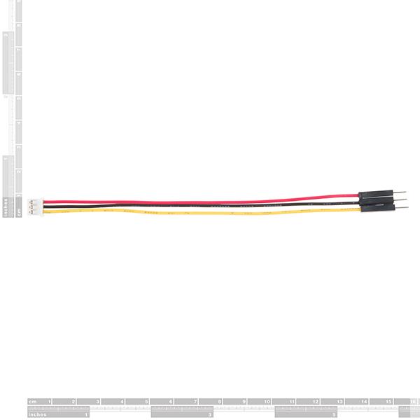 Cablu JST - Breadboard 1