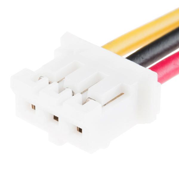 Cablu JST - Breadboard 3