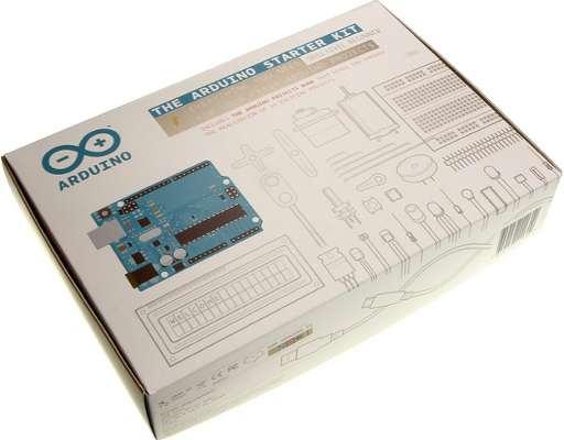 Arduino Starter kit [0]