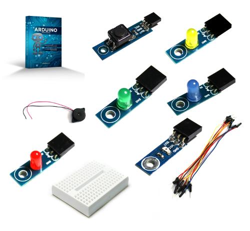 Kit Arduino Pentru Incepatori - Bronze 0