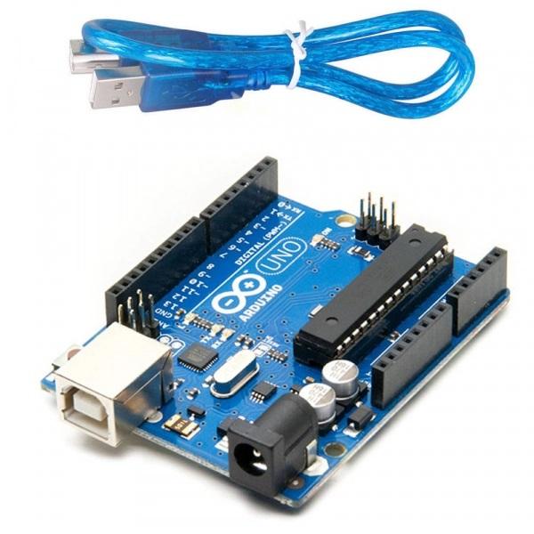Kit Arduino Pentru Incepatori - Gold 19