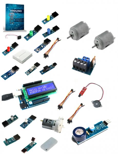 Kit Arduino Pentru Incepatori - Platinum 0
