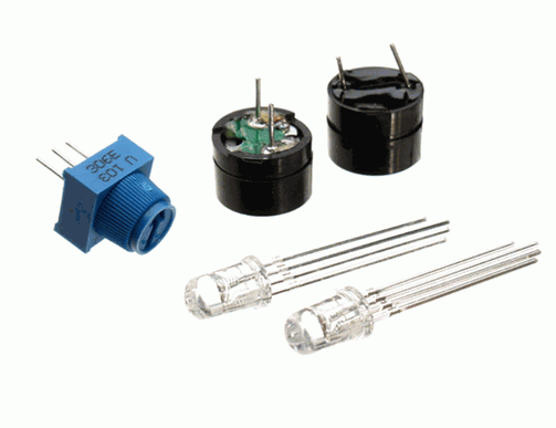 Kit componente electronice de baza pentru Arduino UNO 3
