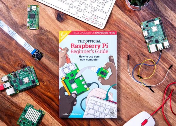 Kit computer personal Raspberry Pi 400 - EU 4