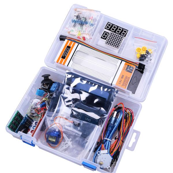 Kit de invatare cu Arduino Uno R3 1