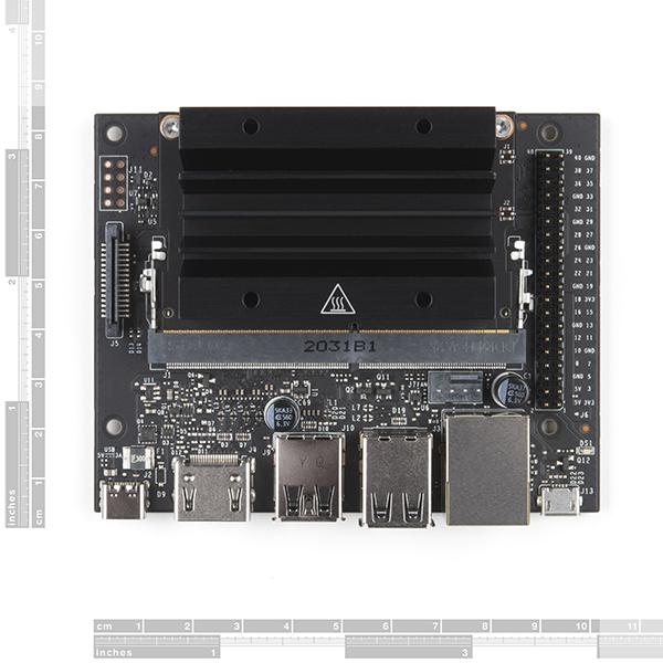 Kit dezvoltare NVIDIA Jetson Nano 2GB 1
