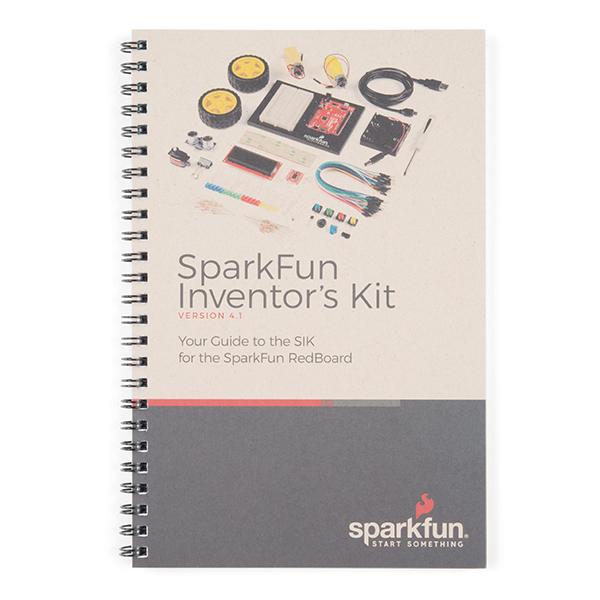 Kit dezvoltare SparkFun Inventor's Kit v4.1 [1]