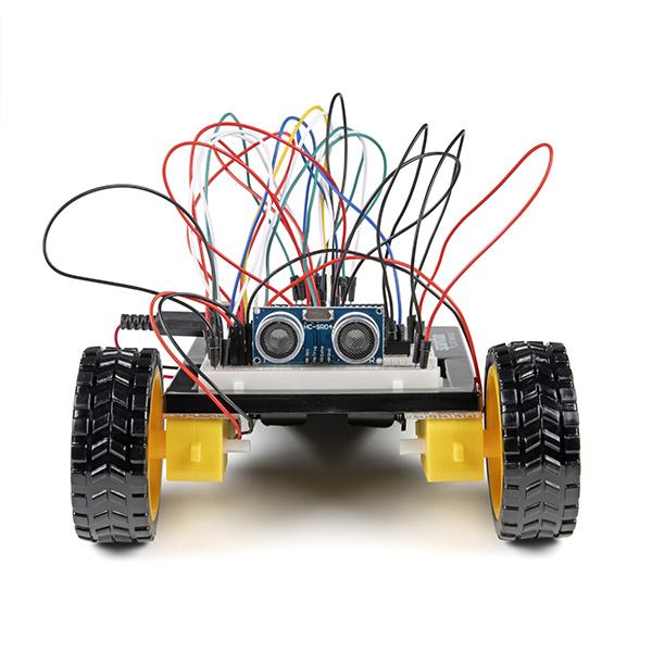 Kit dezvoltare SparkFun Inventor's Kit v4.1 [3]