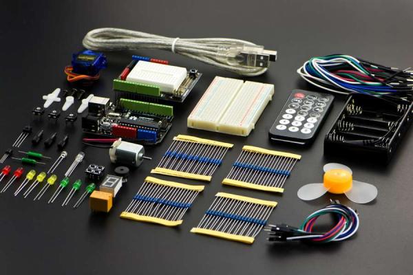 Kit de incepatori pentru Arduino [2]