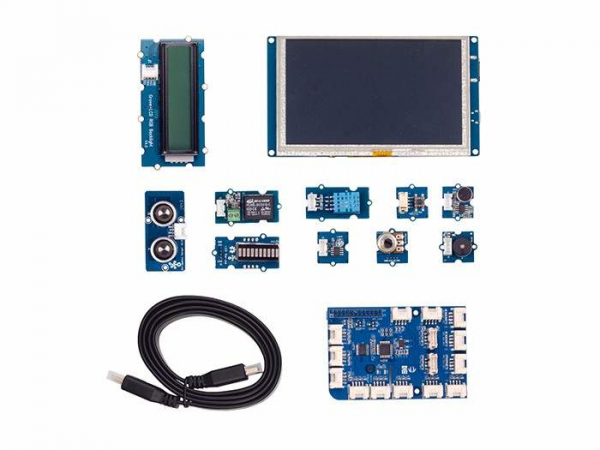 Kit incepatori Raspberry Pi 5