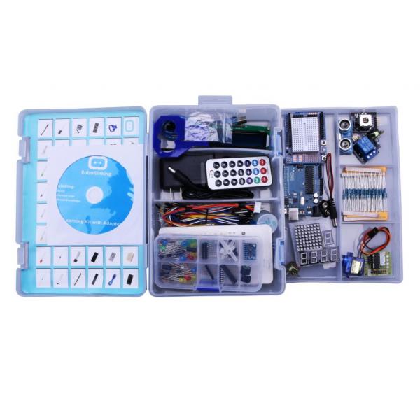 Kit de invatare  cu Arduino UNO R3 Robotlinkng 0
