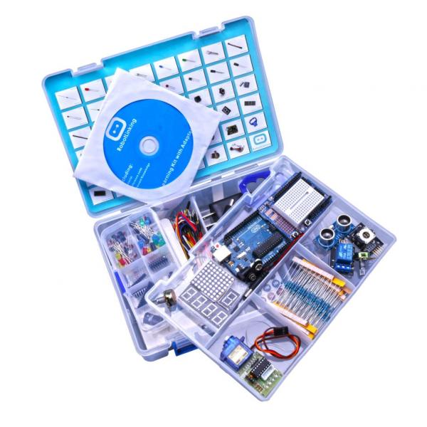 Kit de invatare  cu Arduino UNO R3 Robotlinkng 2
