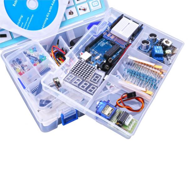 Kit de invatare  cu Arduino UNO R3 Robotlinkng 3