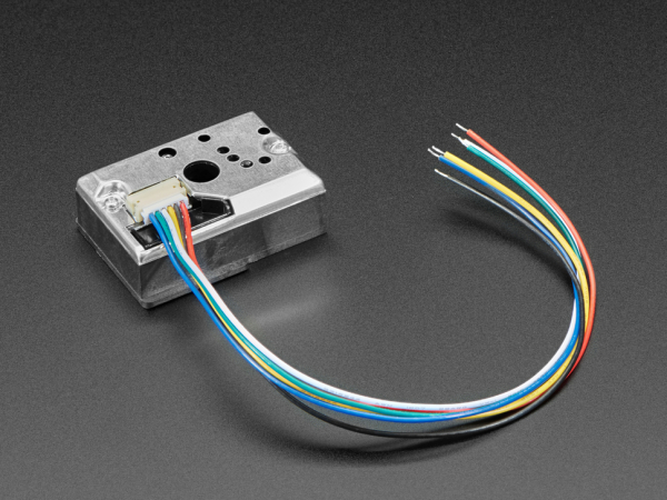 Kit modul senzor praf Sharp GP2Y1014AU0F cu cablu [0]