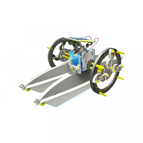 Kit robotica 14-in-1 STEM Multibots 0
