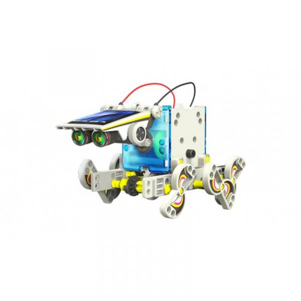 Kit robotica 14-in-1 STEM Multibots 2