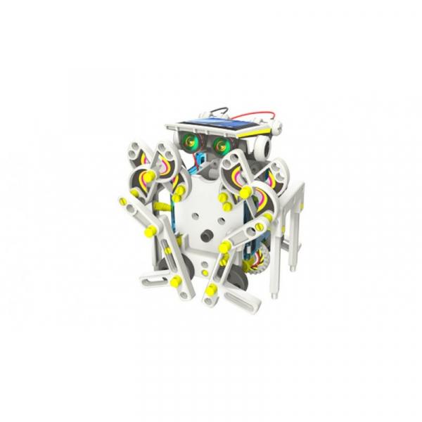 Kit robotica 14-in-1 STEM Multibots 4