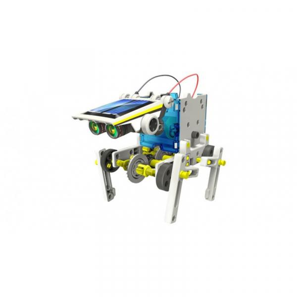 Kit robotica 14-in-1 STEM Multibots 6