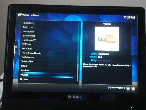 Kit Smart TV - Raspberry PI 4