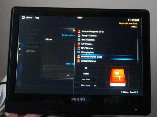 Kit Smart TV - Raspberry PI 3