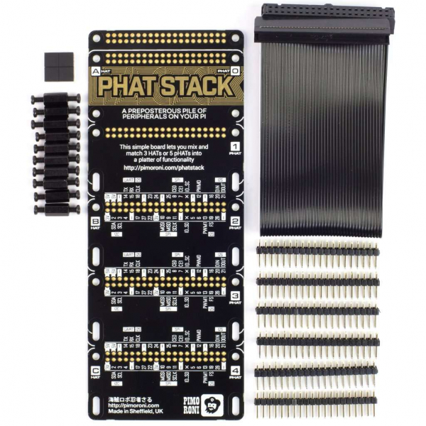 Kit Solder Yourself – pHAT Stack 0