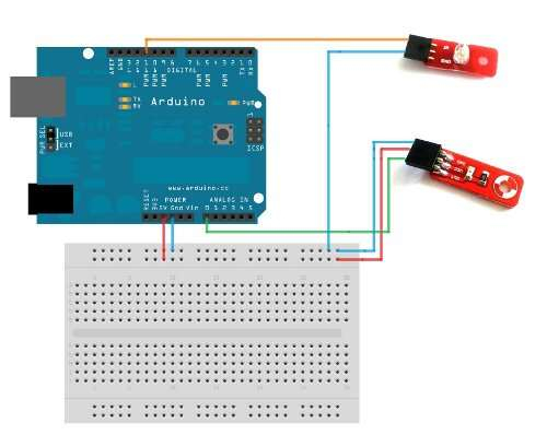 Kit pentru incepatori 7 Proiecte simple cu Arduino 12