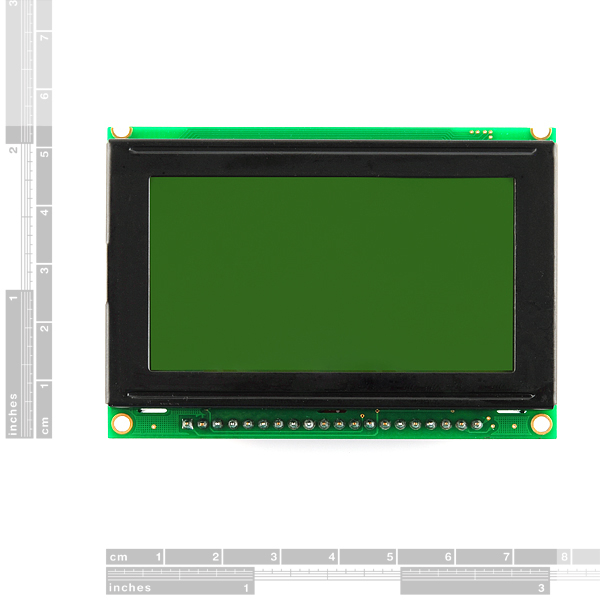 RETRAS - LCD Grafic 128x64 Serial 2
