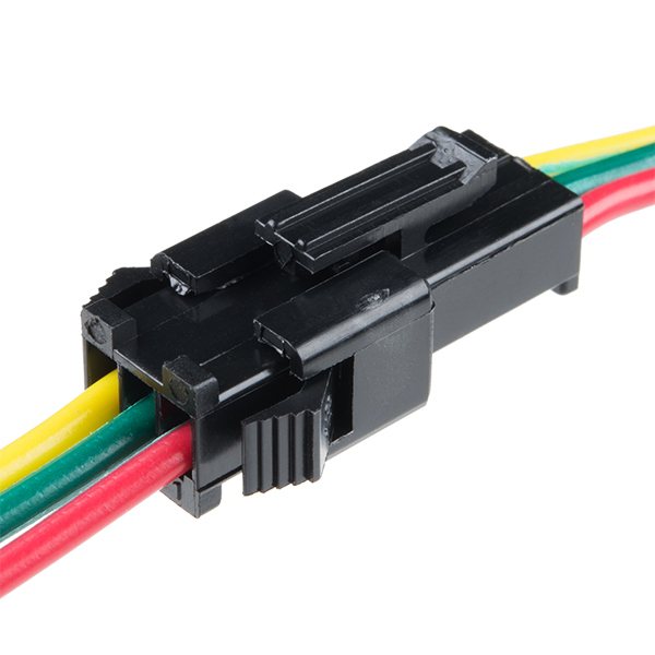 Conector 3 pini JST-SM LED 1