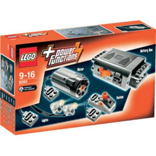RETRAS - Set motor LEGO Technic 8293 1