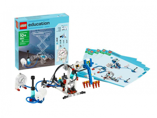 Set add-on pneumatica LEGO 9641 0