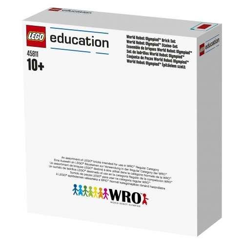 Set constructie LEGO World Robot Olympiad 45811 [0]