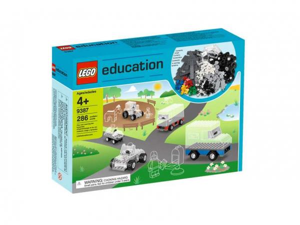 Set de roti V46 LEGO 9387 [0]