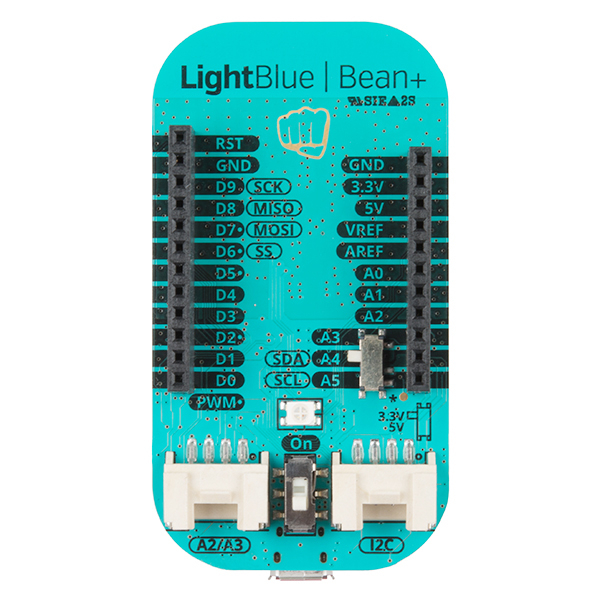LightBlue Bean+ 3