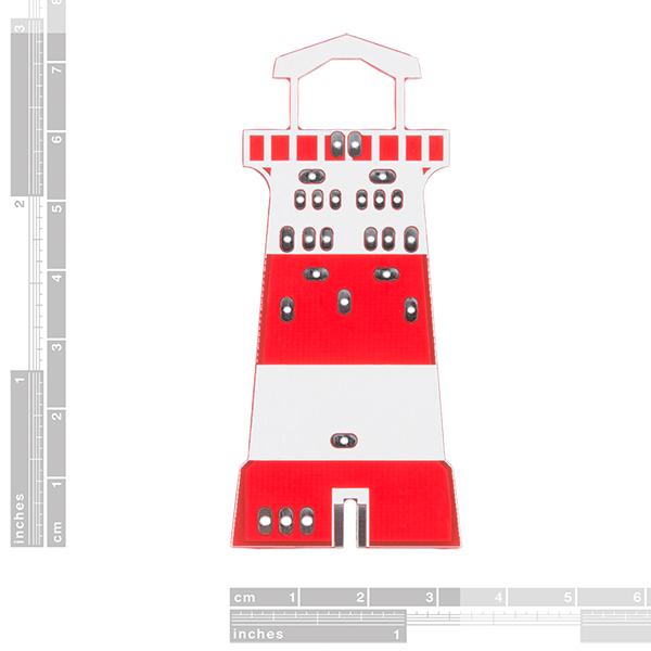 Kit de lipire pentru incepatori Lighthouse 1
