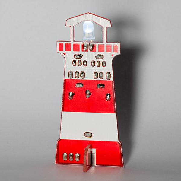 Kit de lipire pentru incepatori Lighthouse 3