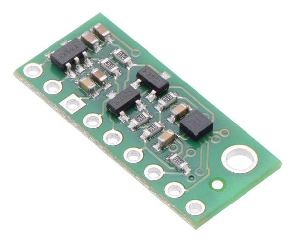 Magnetometru pe 3 Axe cu Regulator de tensiune - LIS2MDL 0