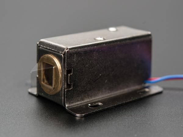Incuietoare Solenoid - 12VDC 3