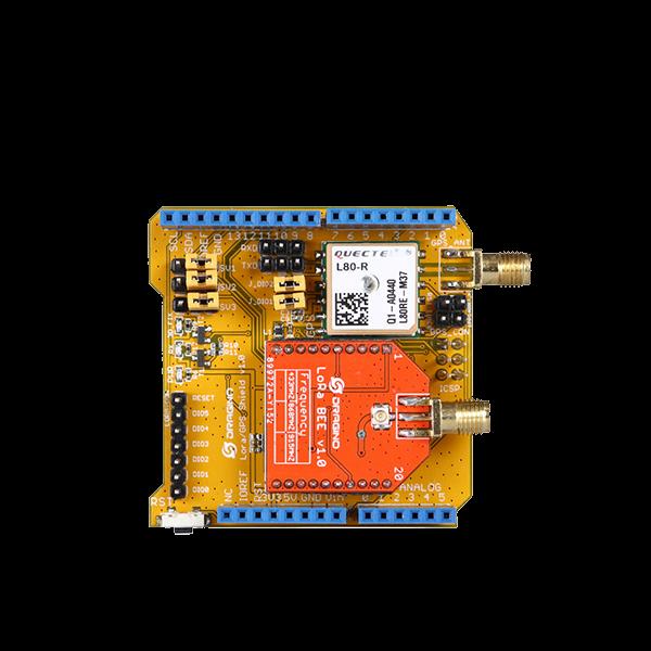 LoRa/GPS Shield pentru Arduino [0]