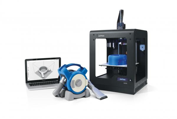 Imprimanta 3D Zortrax M200 3D 0