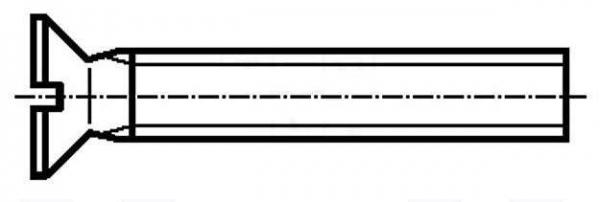 Set surub otel 3 mm (M3)  X 10 mm (10 bucati) cap zenc [0]