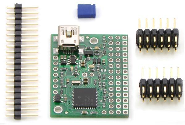 Controller servo 12 canale USB Micro Maestro 1