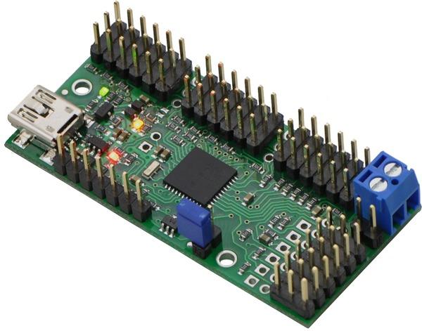 Controller servo 24 canale USB Micro Maestro 0