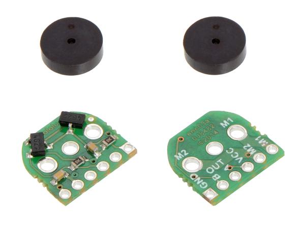 Kit Encodere Magnetice Pentru Motoare Micro Metal (compatibile HPCB) 0