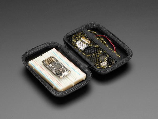 Maker-Friendly Zipper Case - Royal Blue 2