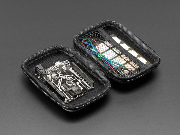 Maker-Friendly Zipper Case - Royal Blue 4
